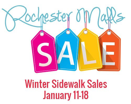 Sidewalk Sale Crosleys Multiply In Rochester: Greece Ridge Mall Rochester, NY